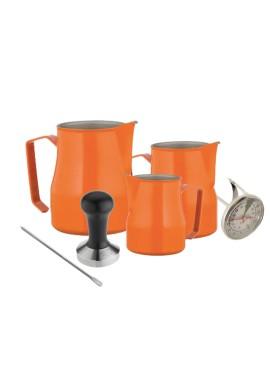 Kit Barman Caffetteria Arancione