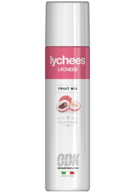 Polpa di Lychees ODK Orsa Drink