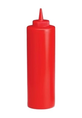 Squeezer 354ml Rosso/Red