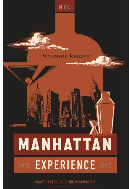 Woodford reserve bourbon 1 lt prezzi e vendita whisky online for Manhattan cocktail storia