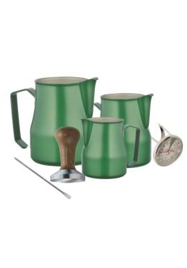 Kit Barman Caffetteria Verde