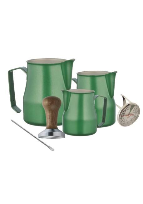 Kit Caffetteria Verde