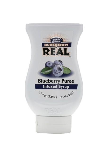 Blueberry Real - Sciroppo Mirtillo