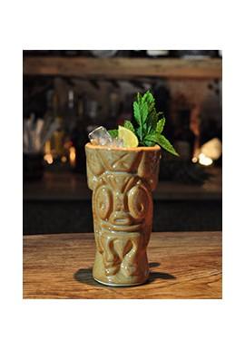 Bicchiere Tiki Mug Cheeky Ruggine