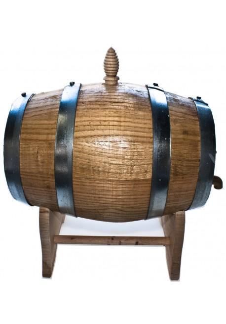 Botte in legno di rovere 2 lt attrezzature bar pro bar for Botte di legno arredamento