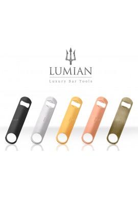 Apribottiglie Acciaio Lumian