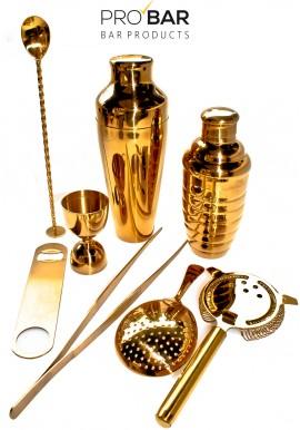 Kit Barman Lumian Oro