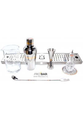 Kit Barman Silver & Gold