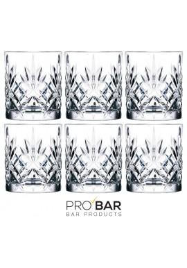 Bicchiere Old Fashioned Melodia (confezione da 6 pz.)