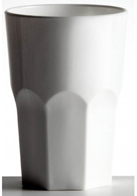Bicchiere XXL Bianco Rock Juice 2 Lt