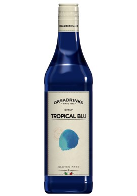 Sciroppo Tropical Blu ODK Orsa Drink