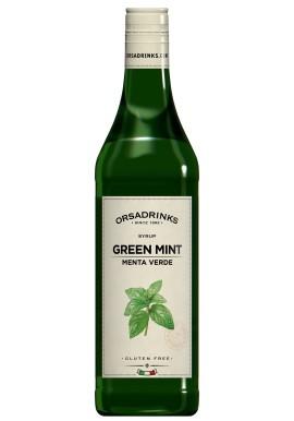 Sciroppo Menta Verde ODK Orsa Drink