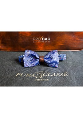 Papillon Barman Puraclasse Blu