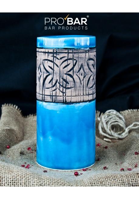 Tiki Tumbler Blu
