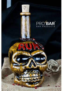 Bottiglia Tiki Rum