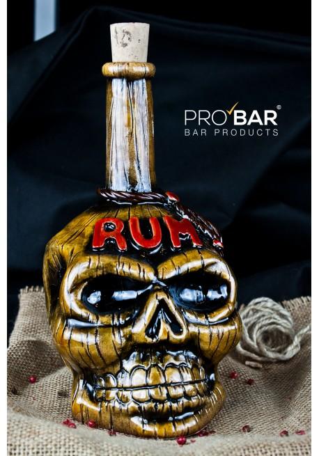 Bottiglia tiki rum tiki mug pro bar for Arredamento tiki