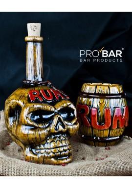 Tiki Rum Set