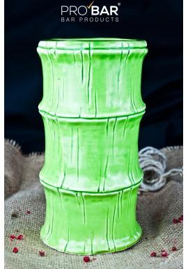 Tiki Mug Bamboo Verde
