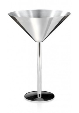 Coppa Martini 23cl Lumian Argento