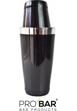 Kit Shaker Boston Vinile Nero