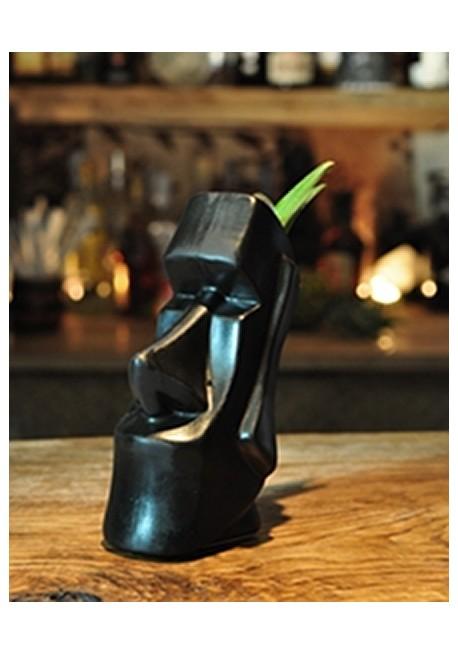Tiki mug moai tiki mugs pro bar for Arredamento tiki