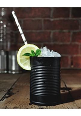 Black Tin Can