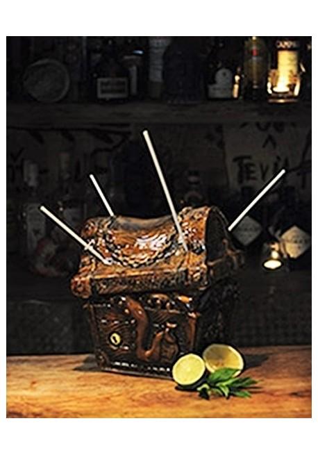 Forziere tiki jug 2 lt cannucciata pro bar for Arredamento tiki