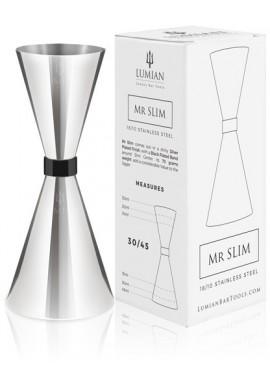 Mr Slim Black Ring