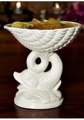 Coppa Conchiglia in Ceramica