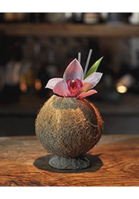 Hairy coconut cup tazze mug cocktail pro bar for Arredamento tiki
