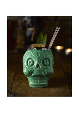 Day of the Dead Verde - Tiki Mug