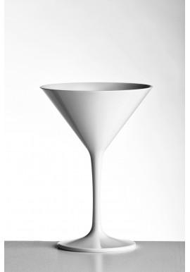 Bicchiere Doppia Coppa Martini Policarbonato