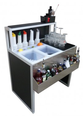 Workstation Portatile Barman
