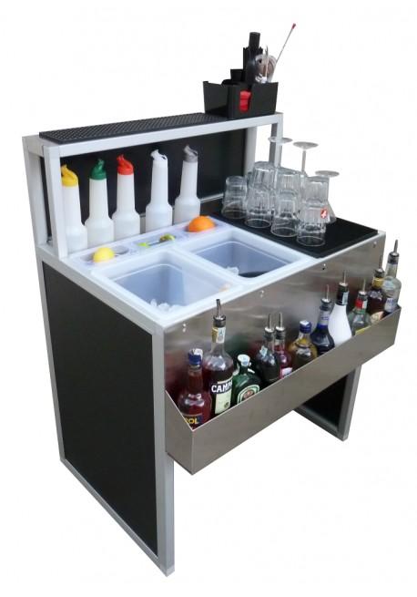 Workstation Portatile Barman