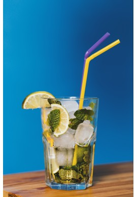 Rock Juice 42cl (conf. 6pz) Bicchiere Long Drink