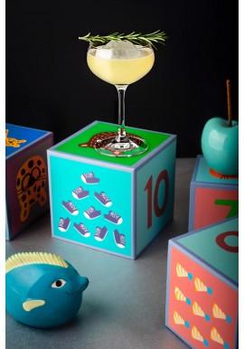 Retro 21cl Coppa Cocktail