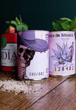Mexican Tin Cans