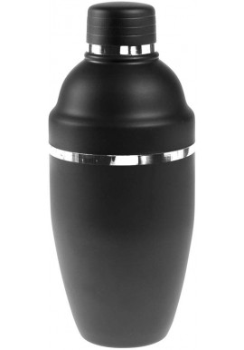 Cobbler Shaker Nero Opaco 90cl