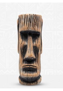 Tiki Tumbler Moai Legno