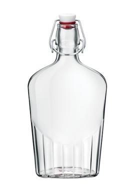 Bottiglia Fiaschetta 0,5 lt con tappo