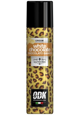 Crema di Cioccolato Bianco ODK Orsa Drink
