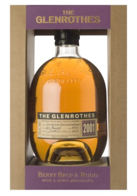 Glenrothes Vintage 2001 Speyside Scotch Whisky