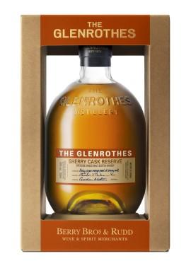 Glenrothes Vintage Sherry Cask Reserve Speyside Scotch Whisky